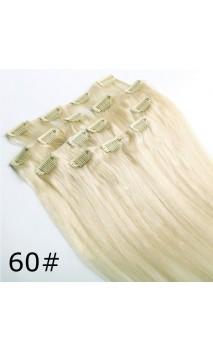 Natûralûs tresai 59cm 140g nr60