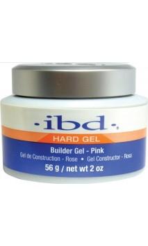 IBD rožinis tirštas gelis builder hard 56g