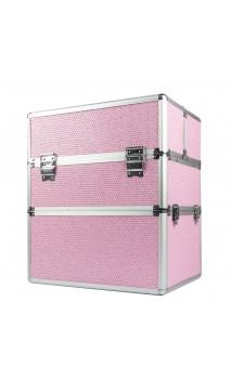 Didelis kosmetinis lagaminas