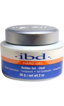 IBD skaidrus tirštas gelis builder hard 56g
